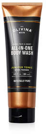 Olivina MEN All-in-One Body Wash - Juniper Tonic