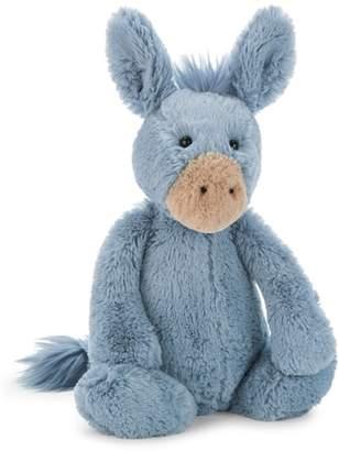 Jellycat Bashful Donkey Stuffed Animal