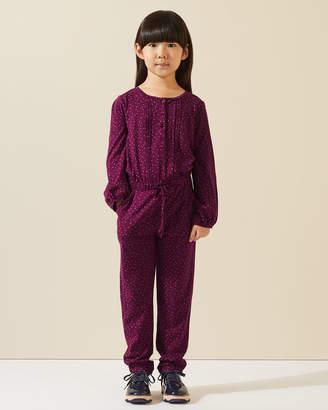 9bc06ff689e Jigsaw Polka Dot Jersey Jumpsuit