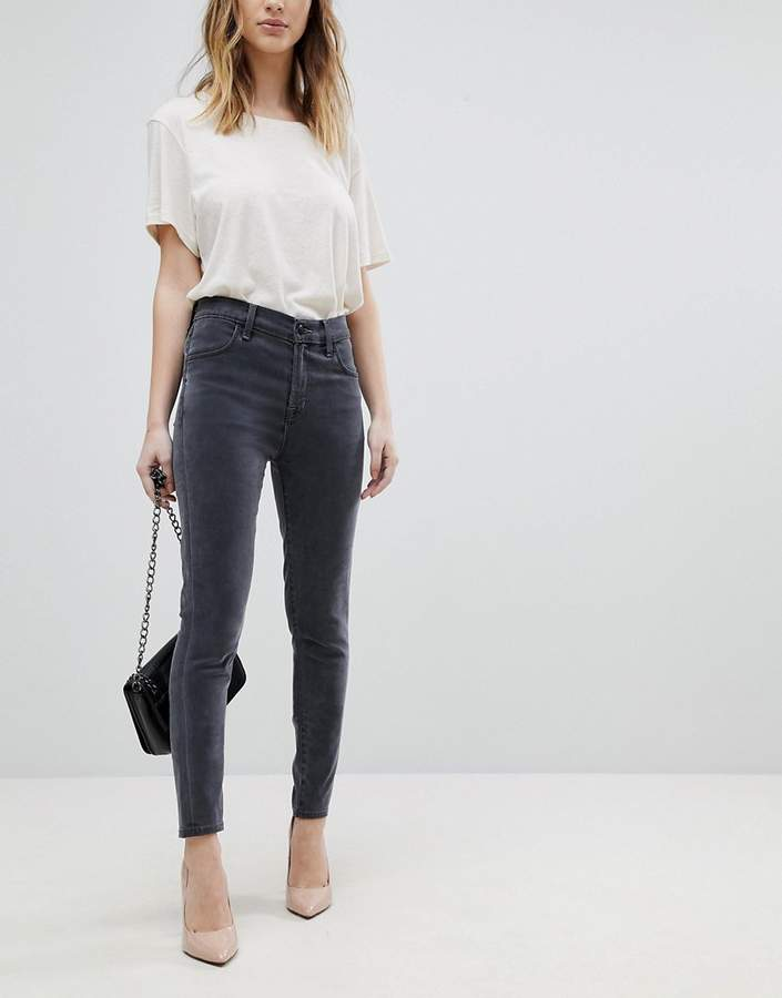 – Alana – Superweiche, enge Jeans mit hoher Taille