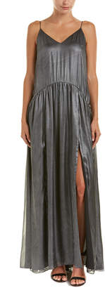 Jill Stuart Silk Maxi Dress