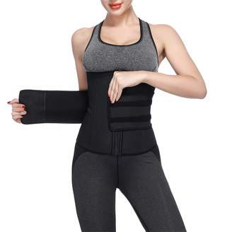35cff099ceb AfterSo Apparel Waist Trainer Corset Shapewear Tummy Control for Women  Weight Loss Sport Afterso