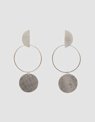 Annie Costello Brown Transit Earrings