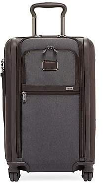 Tumi Men's Alpha International Dual Access 4-Wheel Carry-On