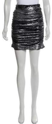 IRO Sequin Mini Skirt w/ Tags
