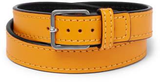 Maison Margiela Leather Wrap Bracelet