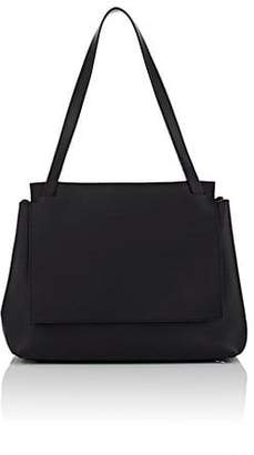 The Row Women's Sidekick Two Leather Shoulder Bag - Black