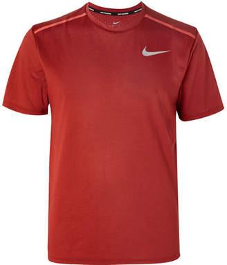 Nike Running Rise 365 Perforated Breathe Dri-Fit T-Shirt