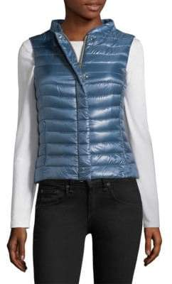 Herno Fitted Down Vest