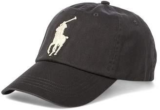 Polo Ralph Lauren Chino Pony Baseball Cap