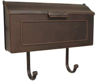 Special Lite Products Horizon Horizontal Wall Mounted Mailbox