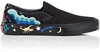 Vans Women's Classic Slip-On Desert Embellish Sneakers