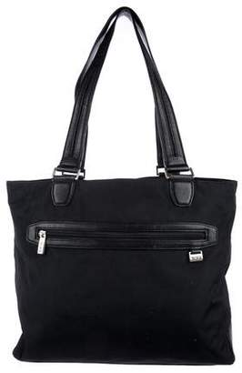 Tumi Nylon Shoulder Bag