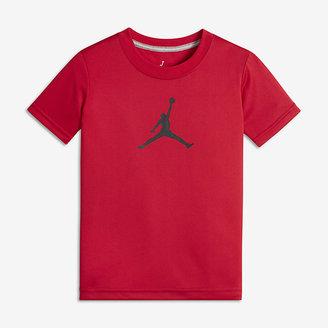 Jordan Jumpman Dri-FIT Little Kids' (Boys') T-Shirt $20 thestylecure.com