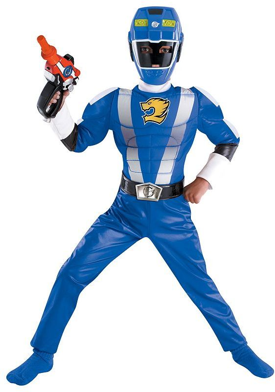 Power rangers™ rpm blue ranger costume