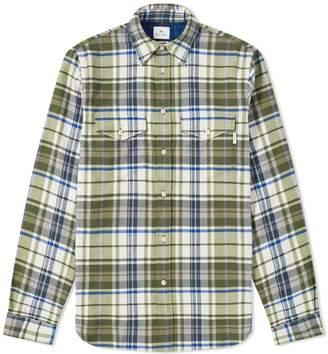 Paul Smith Flannel Check Overshirt