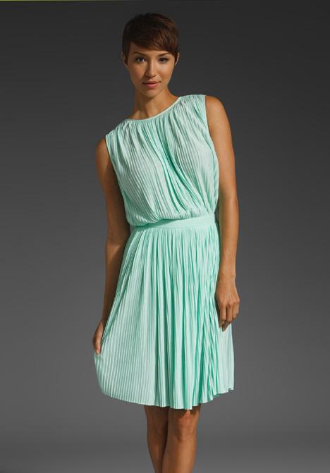 Tibi Jersey Dress