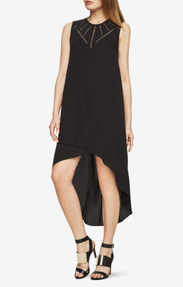 BCBGMAXAZRIA Mackenna High-Low Dress