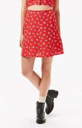 Volcom Back N The Daisy Skirt