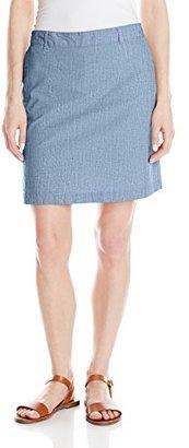 Dockers Women's Everday Skort Skirt $13.38 thestylecure.com