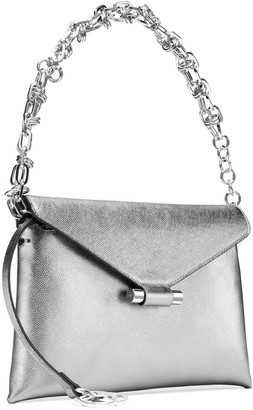 Stuart Weitzman THE ENVELOPE CHAIN