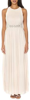 TFNC Adora Beaded Waist Gown