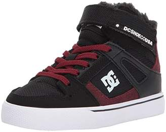 DC Boys' Spartan HIGH WNT EV Skate Shoe
