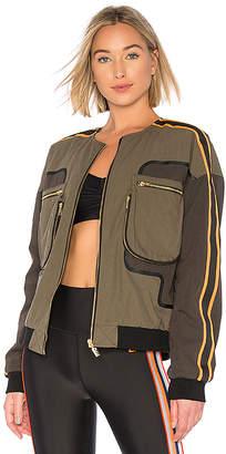 P.E Nation Record Run Jacket