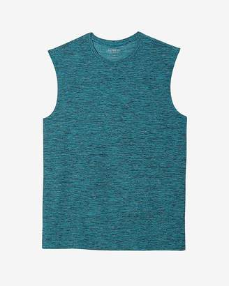 Express Moisture-Wicking Performance Muscle Tank