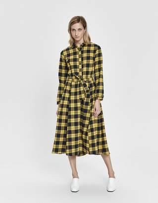 Stelen Jay Flannel Dress