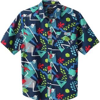 Kavu Festaruski Short-Sleeve Shirt - Men's