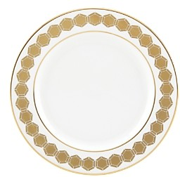 Prismatic Gold Bread & Butter Plate