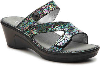 Alegria Loti Wedge Sandal - Women's