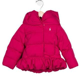c87091a3c Ralph Lauren Girls' Outerwear - ShopStyle