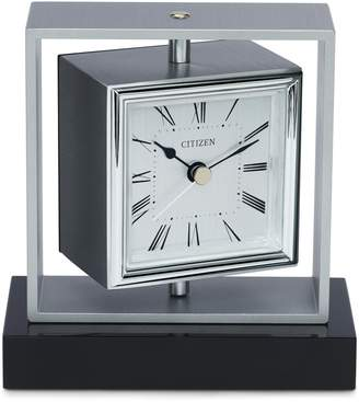 Citizen Square Spinning Clock