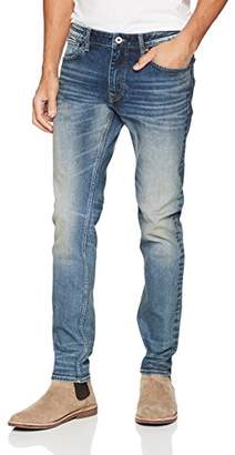 Denim Garage Classics Men's Skinny Stretch Jean 30X36