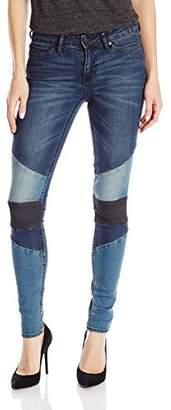 Calvin Klein Jeans Women's Color Block Legging $89.50 thestylecure.com