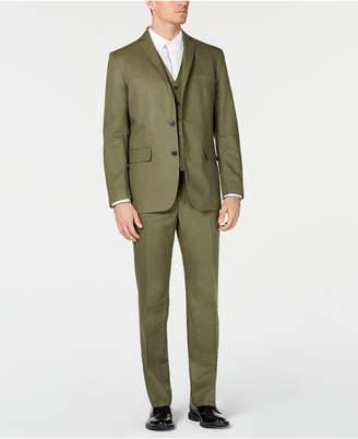 INC International Concepts I.n.c. Men Linen Blend Blazer
