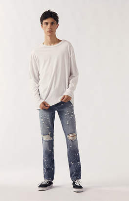 PacSun Skinny Ripped All Over Jeans