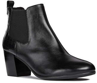 Geox Lucinda Leather Boots