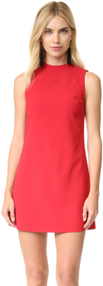 alice + olivia Coley Mock Neck Dress $295 thestylecure.com