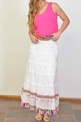 Katherine Barclay Festive Beach Skirt