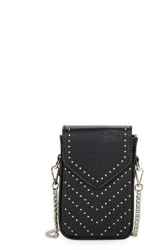 Design Lab Studded iPhone Crossbody
