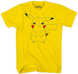 Pokemon Novelty T-Shirts Short Sleeve Crew Neck T-Shirt Boys