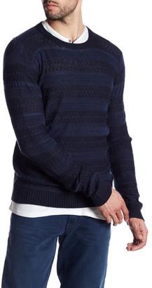 Antony Morato Pattern Knit Sweater $228 thestylecure.com