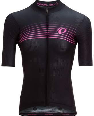 Pearl Izumi Pursuit Black Speed Mesh Jersey - Women's