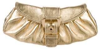 Celine Metallic Leather Bag