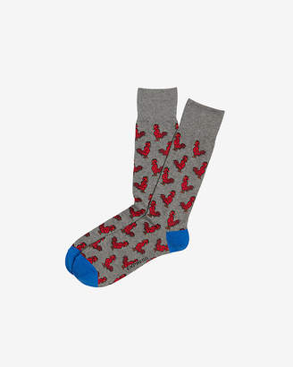Express Rooster Dress Socks