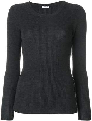 P.A.R.O.S.H. rib knit sweater
