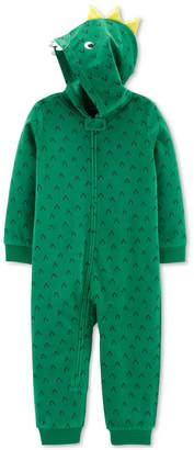 Carter's Carter Toddler Boys 1-Pc. Shark Pajama